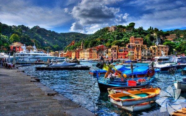 Portofino, İtalya'da Ligurya bölgesinde bulunan Genova ili içerisindeki en küçük belediye.
