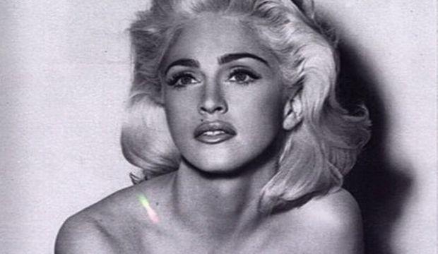 Madonna'dan 56 yaş pozu