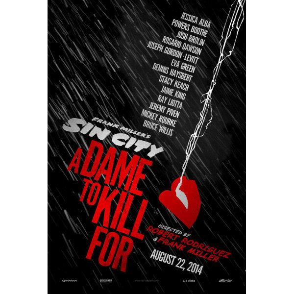 Sin City: A Dame to Kill ForŞehrin en patlamaya hazır sakinleri, daha küçük düşürülmüş kimi  sakinleri ile karşılaşıyor. Serinin 2. filmi, genel itibariyle Dwight  karakterinin hayatı üzerine yoğunlaşıyor. Dwight (Josh Brolin) hayatta  sevdiği tek kadın olan tehlikeli Ava (Eva Green) tarafından tuzağa  düşürülmüştür. Ancak intikamını alabilmek için Lord'un zengin kocası  (Marton Csokas) ile amansız bir mücadeleye girmek zorundadır, bu sırada  hiçbiri Ava'nın gerçek niyetlerinden haberdar değildir. Öte yandan şehre  yeni gelmiş bir kumarbaz olan Johnny (Joseph Gordon-Levitt) şehrin en  güçlü insanı olan senatörle ters düşünce imkansız bir görevi başarmaya,  yani senatörü alt etmeye yemin etmiştir.  Film, 4 kısa öyküden esinlenen 4 bölümden oluşuyor. Bu öykülerden 2  tanesi orijinal hikayede yer alırken, diğer ikisi de film için yazıldı.