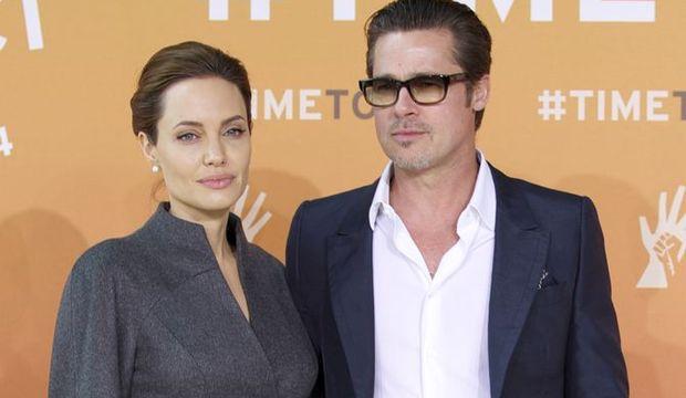 Brad, Angelina'yı sevmiyor