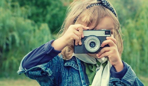 Fotoğrafçı çocuklar