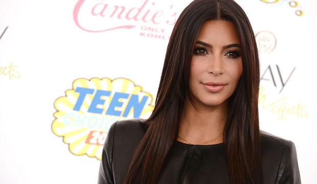 Photoshop'suz Kim Kardashian
