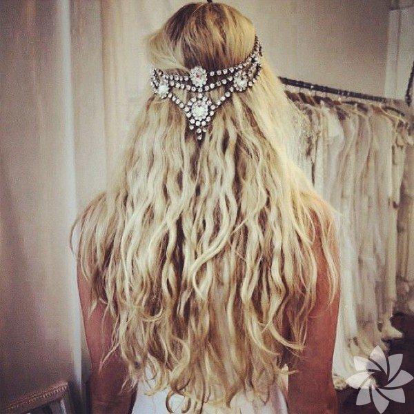 Saç mücevherleri