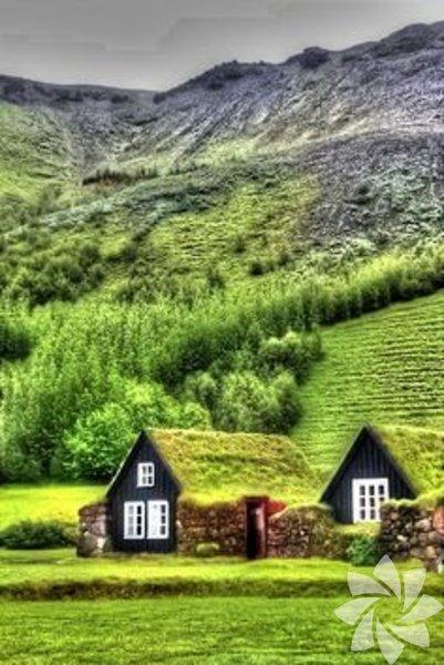 Masalsı evler...