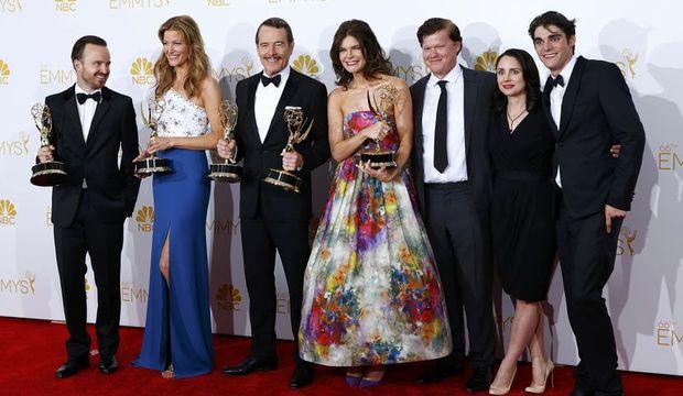 'Breaking Bad' Emmy'leri süpürdü