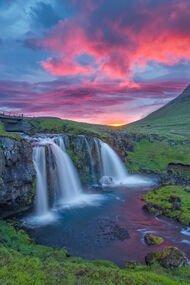 Yazı ve kışı aynı anda yaşayan İzlanda