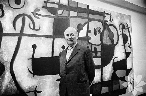 20.  yüzyılın ikinci yarısında etkili olan  dünyaca tanınmış sanatçı Joan  Miró, 23 Eylül'de S.Ü.  Sakıp Sabancı Müzesi'nde sanatseverlerle buluşmaya hazırlanıyor.