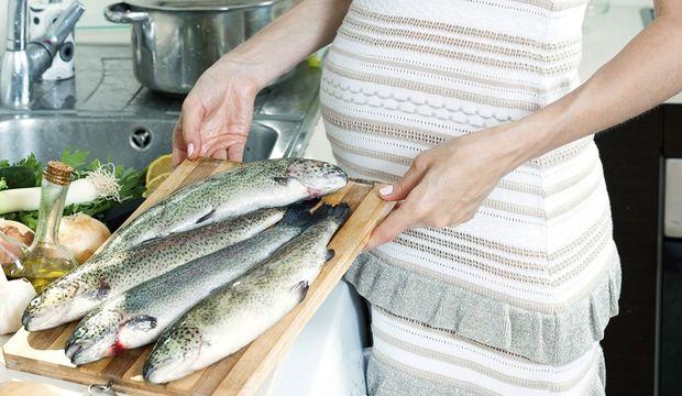 Hamilelerin balık yerken dikkat etmesi gerekenler