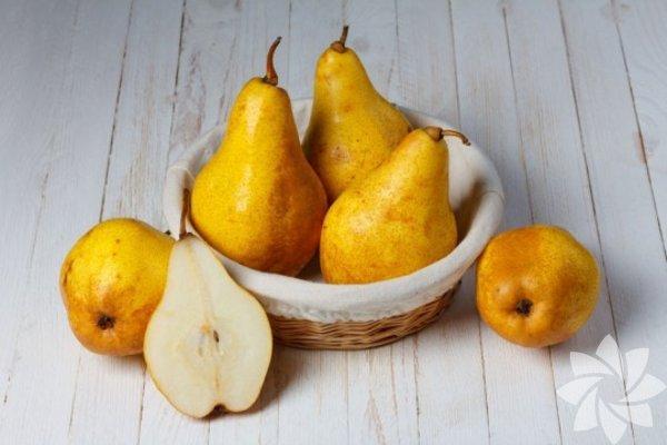 Beyaz çiçekli, yumuşak, sulu ve tatlı bir meyve olan armut, sarı ve yeşil renktedir. Lifli olduğundan hazmı kolaydır. İçinde A, B1, B2, B3, B6 ve C vitaminleri bulunduran armut, mineral açısından da oldukça zengin bir meyvedir.