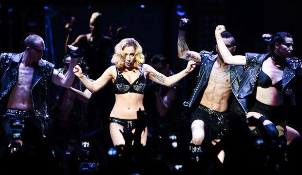 Lady Gaga bugün İstanbul'da...