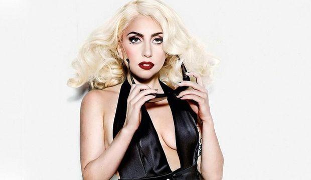 Lady Gaga izdihamı