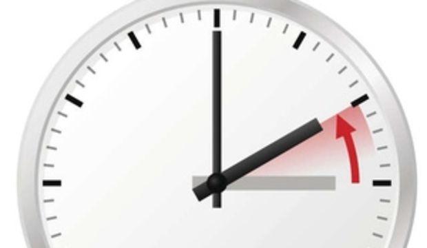 Kış saati uygulaması Pazar günü başlıyor