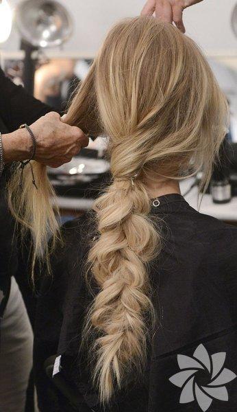 2015 saç modası