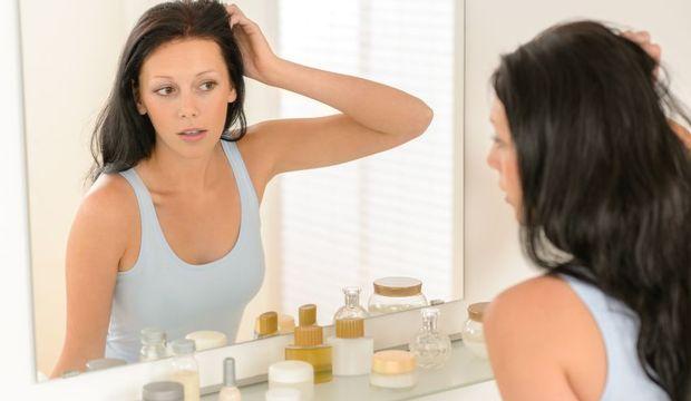 Saç beyazlaması nasıl durdurulur?