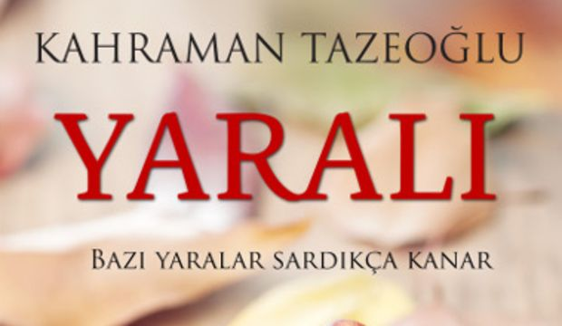 Kahraman Tazeoğlu'ndan yeni kitap