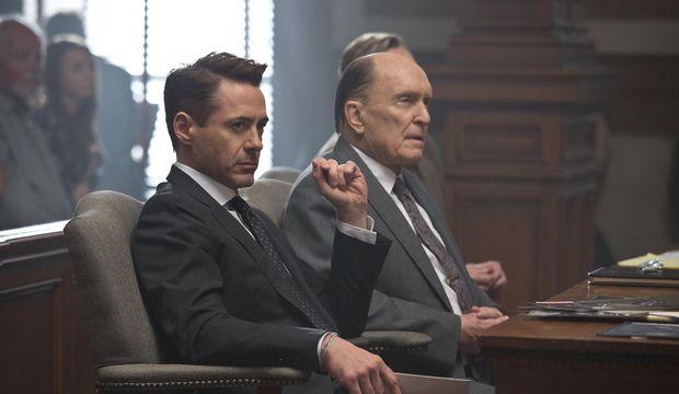 The Judge - Yargıç filminden ilk izlenimler