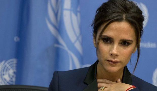 Victoria Beckham, BM iyi niyet elçisi