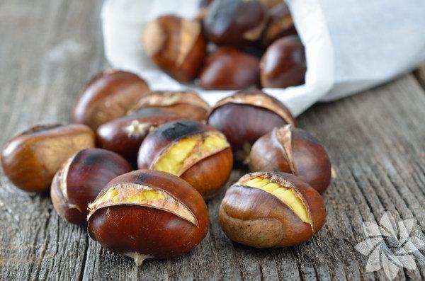 Sobalar tarih oldu ama kestane keyfimiz hiç değişmedi. İşte besleyici değeri yüksek kestanenin faydaları...  Kalori değeri yüksek olan kestane,   içinde B1, B2 ve C vitaminleri bulundurmaktadır.