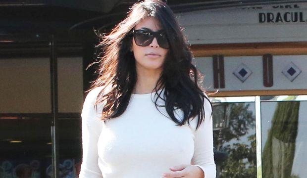 Kim Kardashian rüküş bulundu