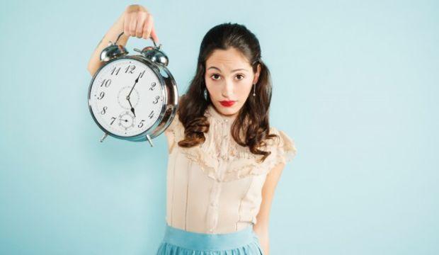 Vakti olmayan kadınlara küçük hileler...