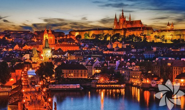 Prag, Çek Cumhuriyeti'nin başkenti ve en büyük şehri...