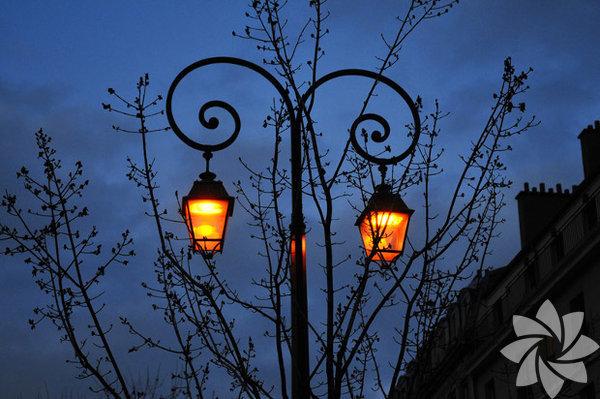 İlginç sokak lambaları