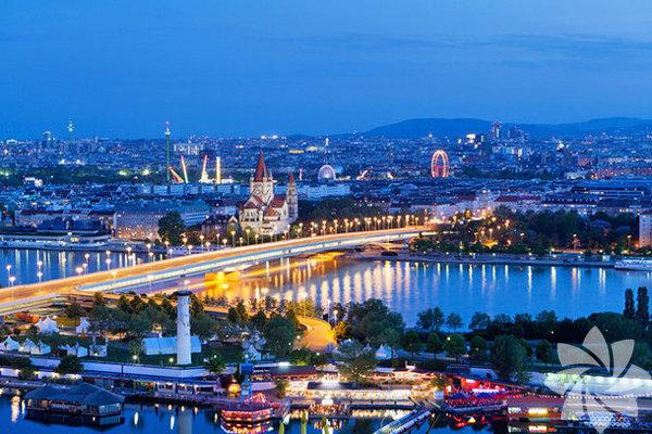 Avusturya'nın başkenti...