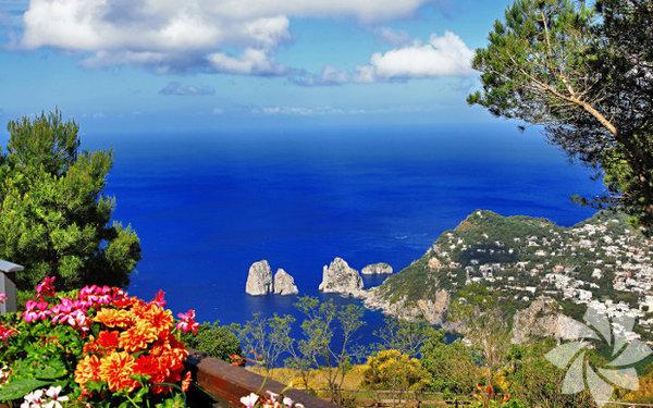 İtalya'da yer alan bir ada...