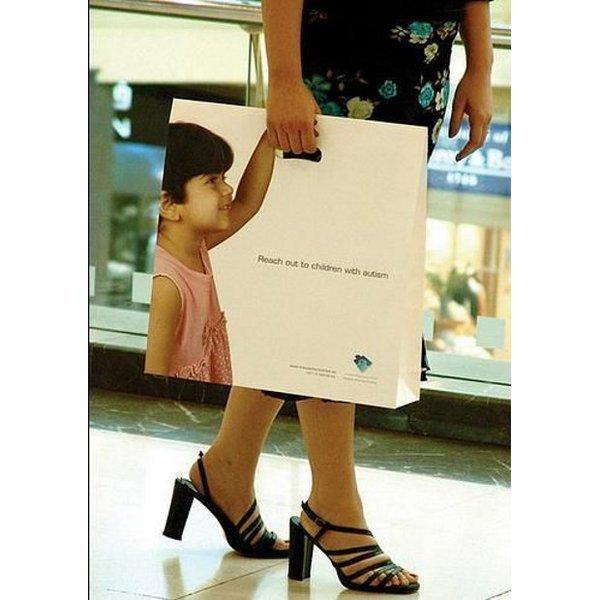 Yaratıcı alışveriş çantaları...