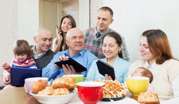 Hangi yaş döneminde ne kadar teknoloji?