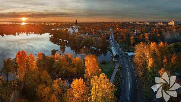 Rusya'nın ikinci, Avrupa'nın dördüncü. büyük şehri