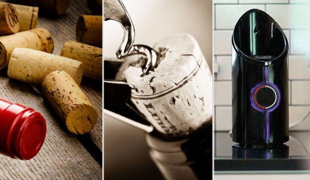 20 dakikada yıllanmış şarap yapılır!