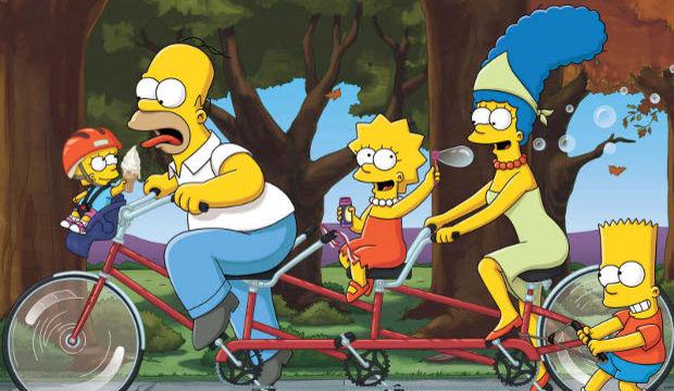 Simpsonlar neden 4 parmaklı?