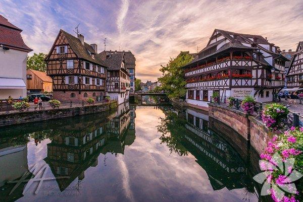 Strazburg, UNESCO Dünya Mirasları Listesi'nde yer alıyor.