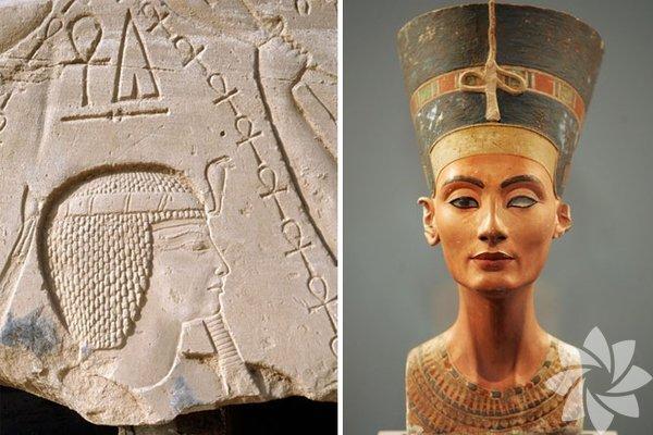 Eski Mısır'da kaşlar yüzün en önemli parçalarından biriydi. Nil kıyısının sıcağından gözleri korumak için kaşlar ve gözler siyah tozla boyanırdı. Güzellik için gözlere çekilen sürme ve kaşlara çekilen bitkisel toz karışımı aynı renklerde olmalıydı.