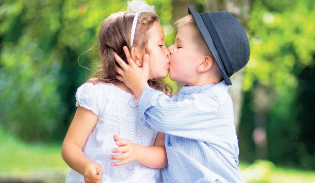 Küçük çocuklar aşık olur mu?