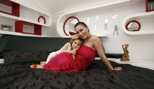 Leyla Bilginel, Bebek'te ortaya çıktı