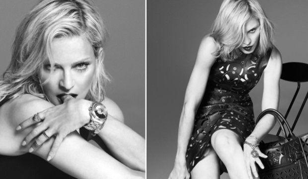 10 yıl sonra yeniden Madonna