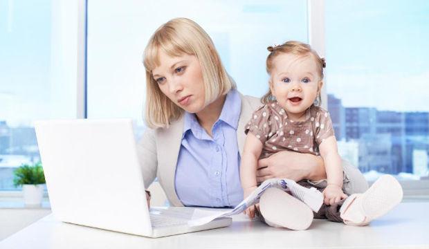 Çalışan annelere 30 ay bakıcı desteği