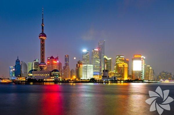 Çin - Shanghai