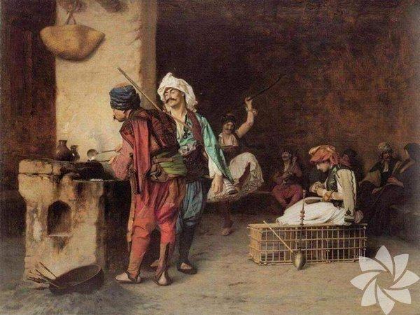 Osmanlı İmparatorluğu'nda Tanzimat Dönemi'ne kadar saray ve konaklarda dalkavuklar tutulurdu. Dalkavukların görevi, devlet ileri gelenlerini ve varlıklı kimseleri onların istedikleri gibi eğlendirmekti.  Ünlü dalkavuklardan birkaçının ismi şöyleydi: Çıplak Kadı, Letaif Çelebi, Şapur Çelebi, Hacı Samandıra, Kahkaha Molla, Süğlün Bey, Kız Pehlivan, Hacı Fışfış.