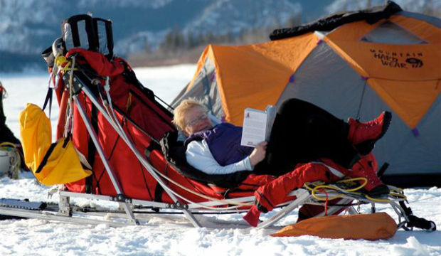Kış kampı için ipuçları