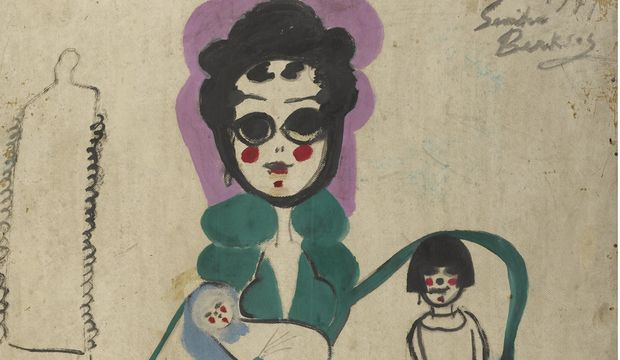 Semiha Berksoy'un ilk sergisi Galerist'te