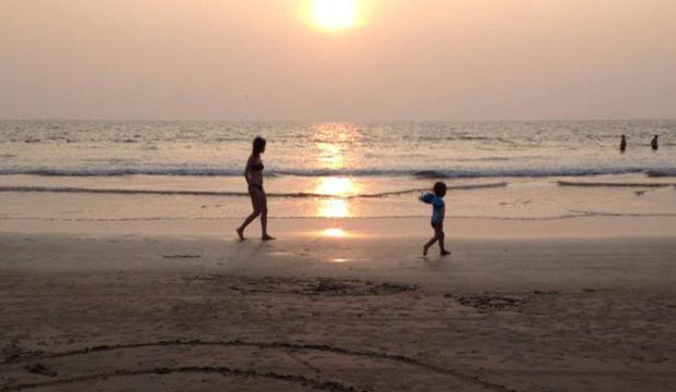 Çocukla Hindistan'a Yolculuk