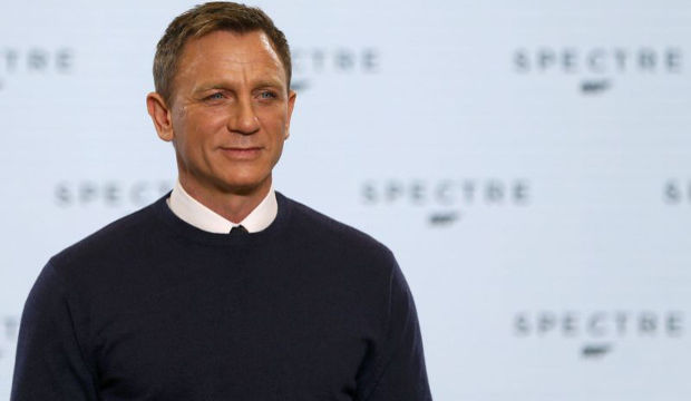 Bond'un senaryosu çalındı