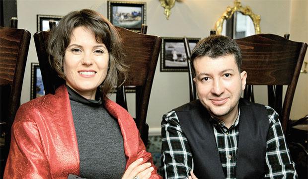 Şirin Pancaroğlu ve Bora Uymaz'dan Türkçe tango