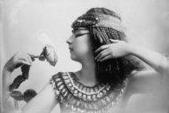 Kraliçe Kleopatra'nın güzellik sırları