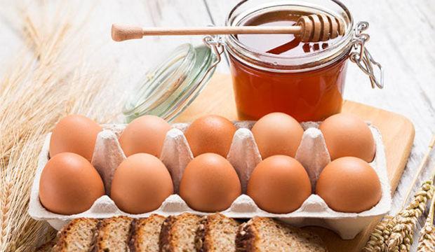 Kuru ciltlere önerimiz yumurtalı maske