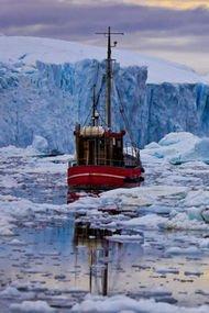 Dünyanın en büyük adası Grönland...