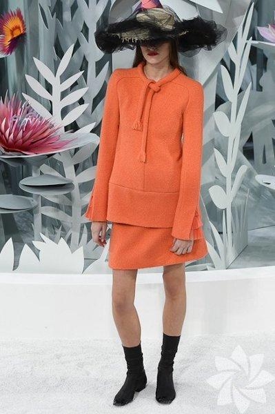 Chanel 2015 ilkbahar /Yaz Couture – Paris